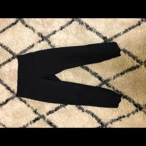 Wonder Under Scallop crop leggings!